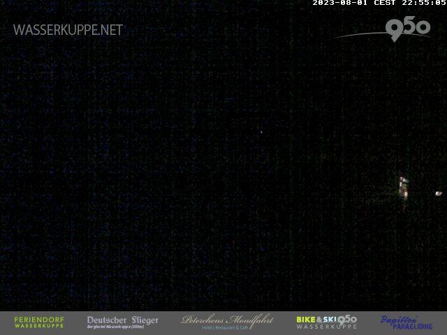 Rhön-Webcam Wasserkuppe - Rhönline