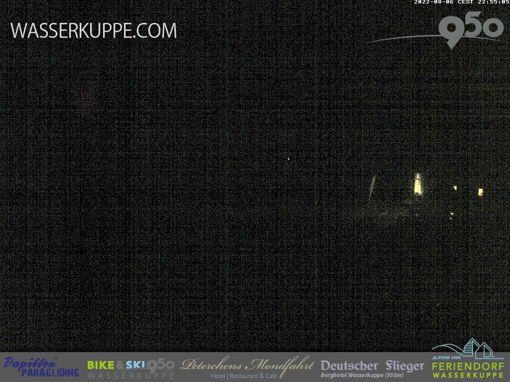 Webcam Papillon Flugcenter Wasserkuppe