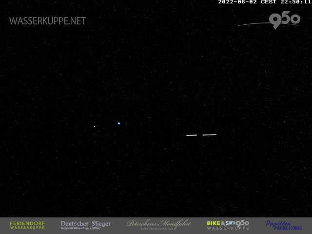 Webcam Wasserkuppe Rhoen