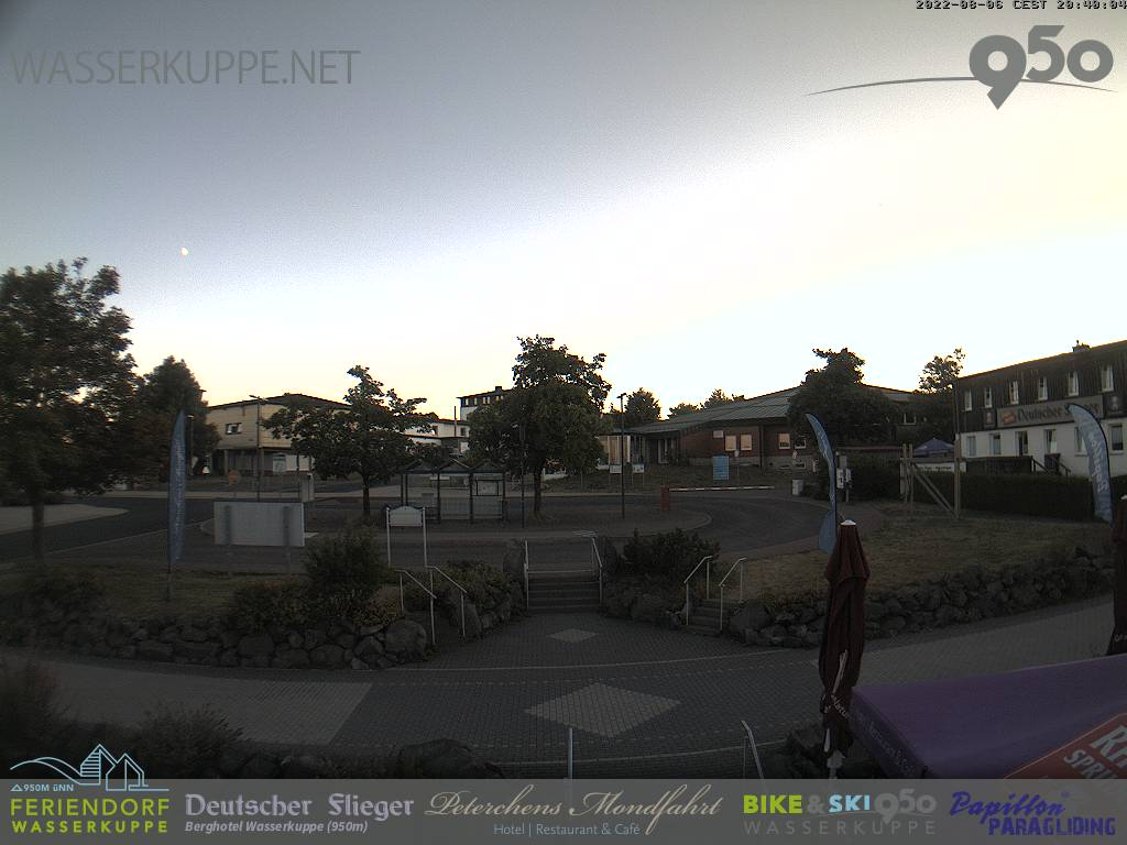 Webcam Peterchens Mondfahrt Wasserkuppe